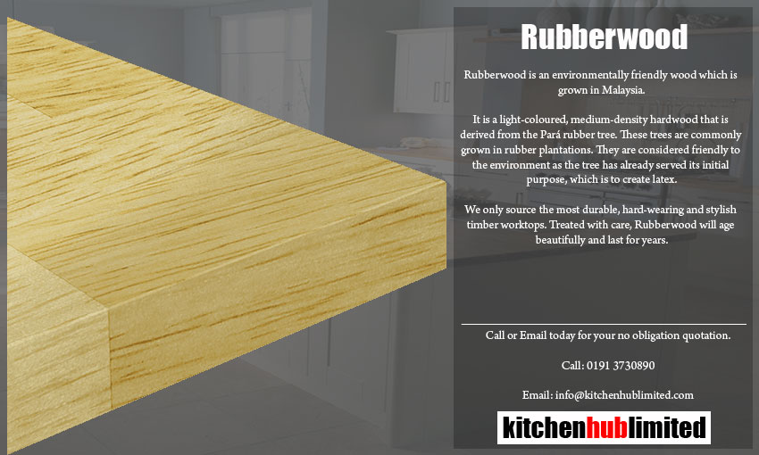 Incroyable Http://www.kitchenhublimited.com/images/Worktops/Timber/rubberwood Timber  Worktops