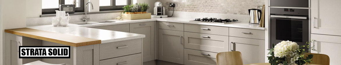 Strata Solid worktops
