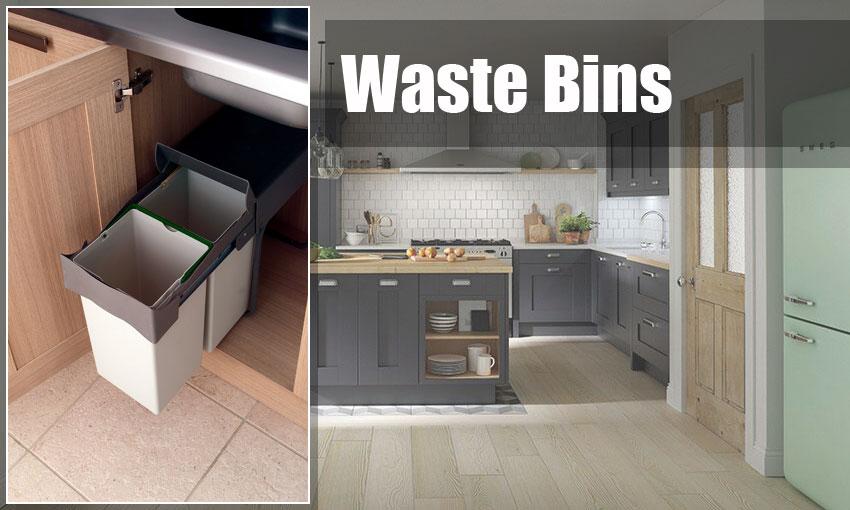 recycling bins waste paper bin kitchen waste bin